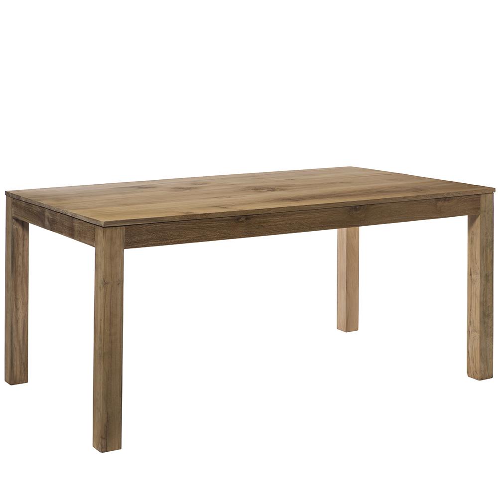 Mesa madera teca natural
